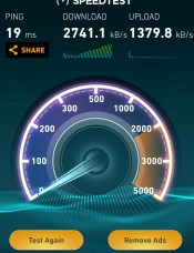 globe lte speed test cavitex