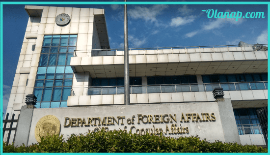 DFA Passport requirements for Minors - DFA Office