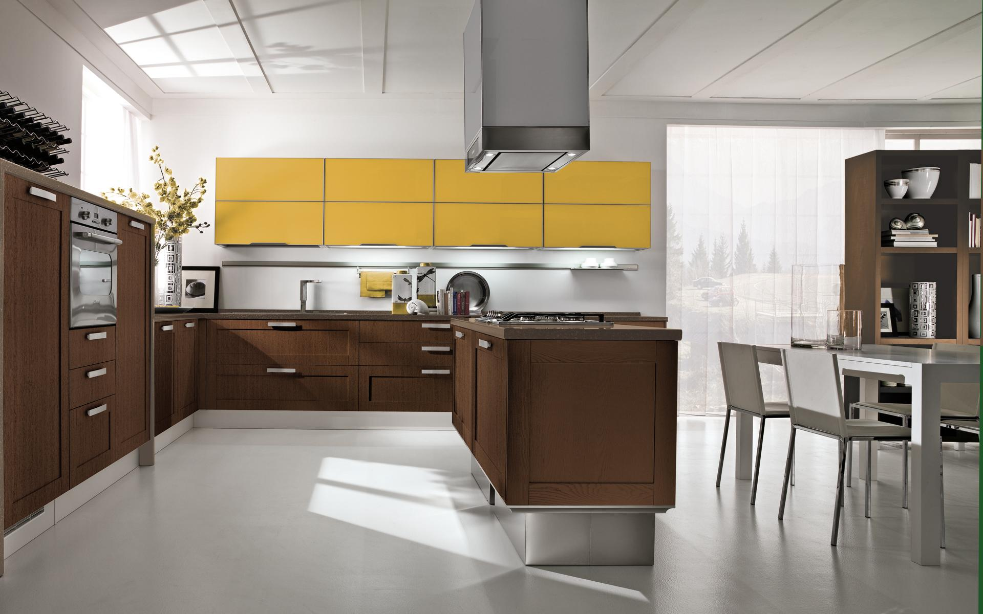 Cucina lube creativa idee di design decorativo per for Rizzo arreda