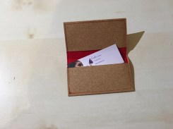 Businesscard Holder for Ian