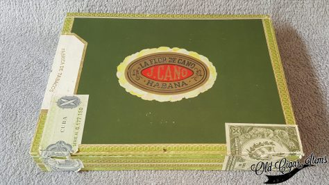 LA FLOR DE CANO CRISTALES - Box closed