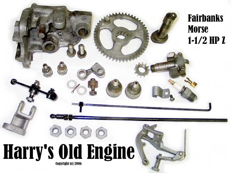 Fairbanks Morse Pumps Parts