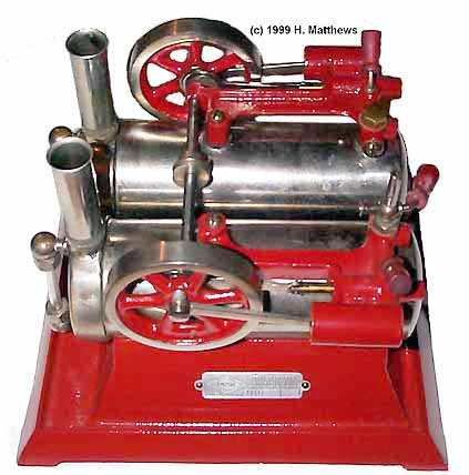 Novo Hit And Miss Engine For Sale