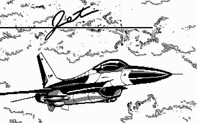 Jet Download (1985 Simulation Game)