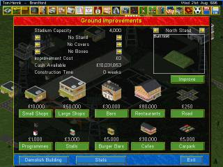Ultimate Soccer Manager 2 Download 1996 Sports Game