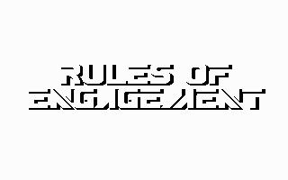Rules of Engagement 1 Download (1991 Strategy Game)