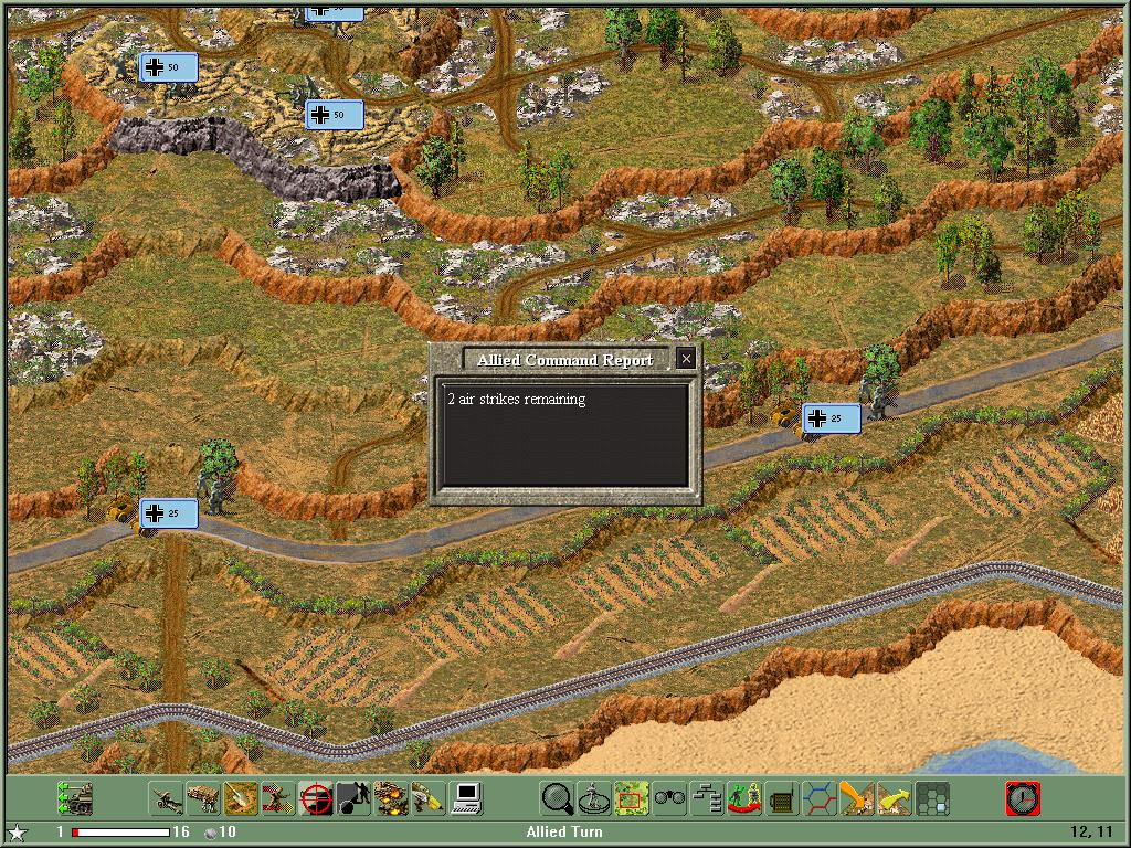 West Front Download 1998 Strategy Game