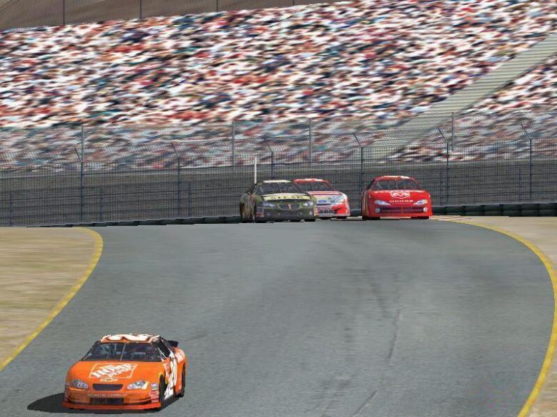 NASCAR Racing 2003 Season Download (2003 Simulation Game)