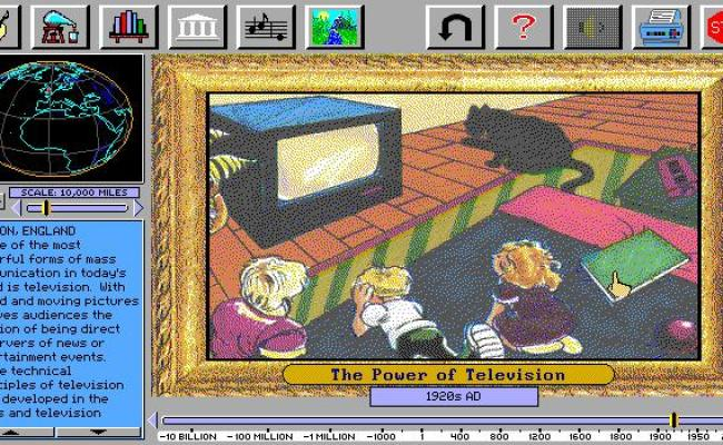 Knowledge Adventure Download 1990 Educational Game