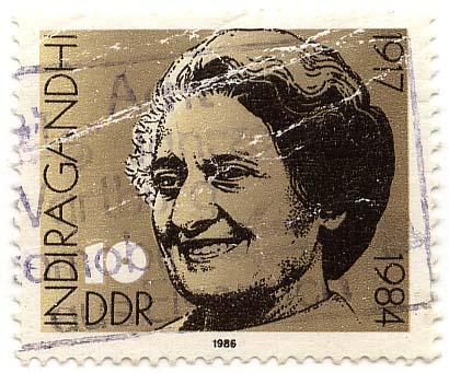 Indira Gandhi - 1917-1984