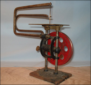 Scroll Saw At Old Woodworking Tools Net