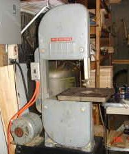 Vintage Bandsaw For Sale