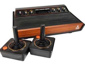"The Atari 2600 ""Light Sixer"""