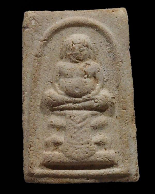 Pra Somdej Pim Sangkajjai Thaan Tip Long Kru 2500 BE - Luang Phu Hin Blessed with Luang Phu Nak Wat Rakang Kositaram