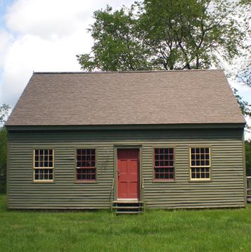 1780 Harvey House