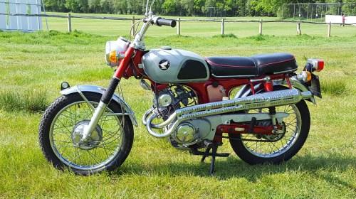 Honda CR 125 1967