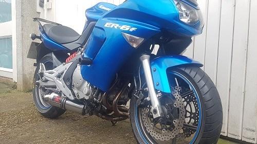 Kawasaki, ER6F