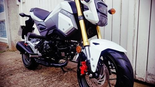 Honda, MSX125, Grom,