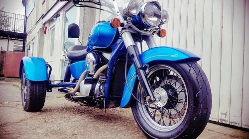 Kawasaki,VN,Drifter,Trike,for sale,UK,