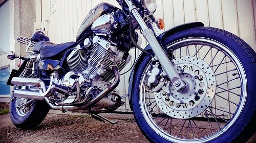 Yamaha,XV535,Virago,
