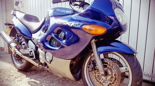 Suzuki,GSX750F,for sale,