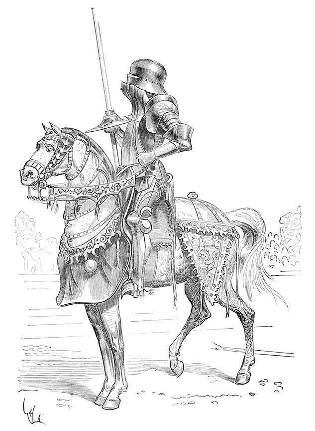 Rennzeug—Jousting Armor