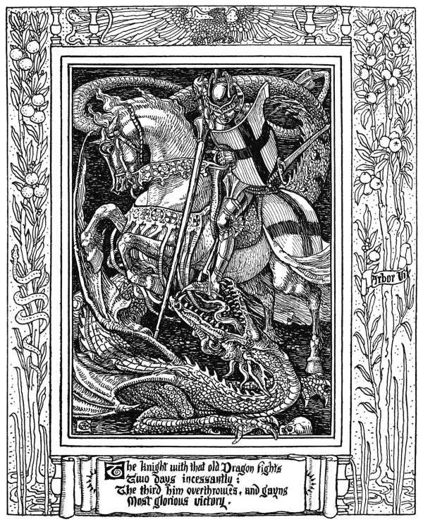 Dragon Book Illustrations