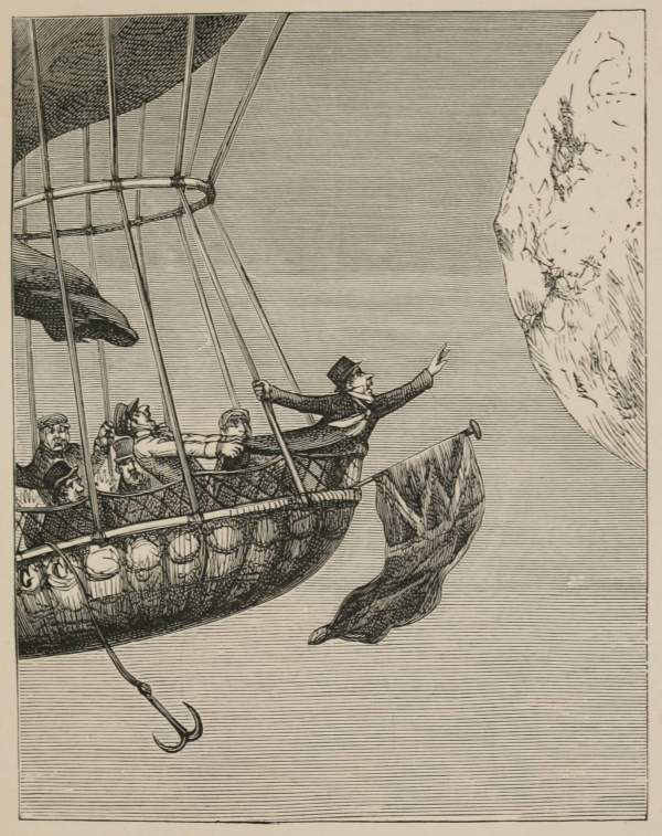 Monstre Balloon Book Illustrations