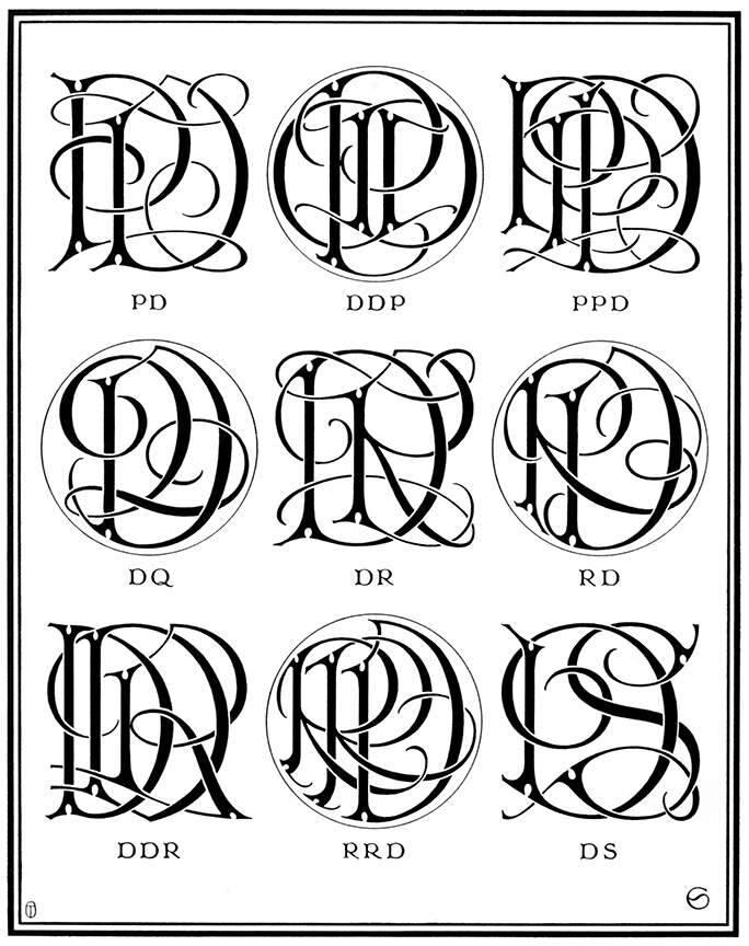 Ciphers—DP, DR, DS…
