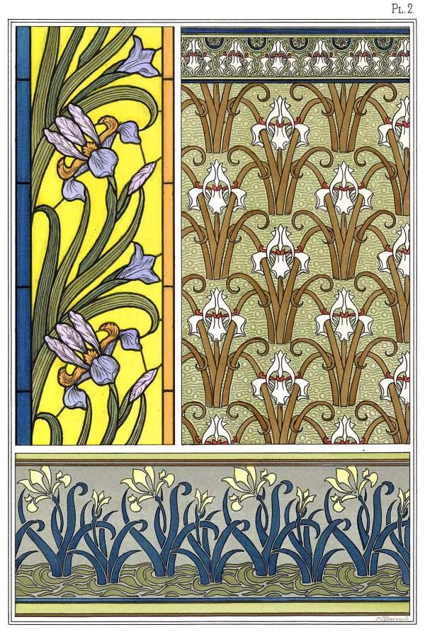Iris Book Illustrations