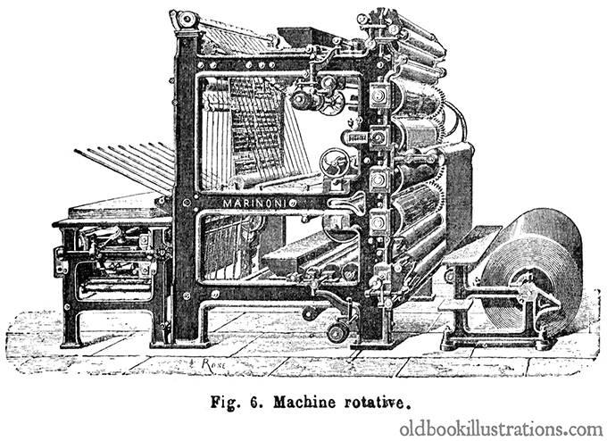 Old Machine Press