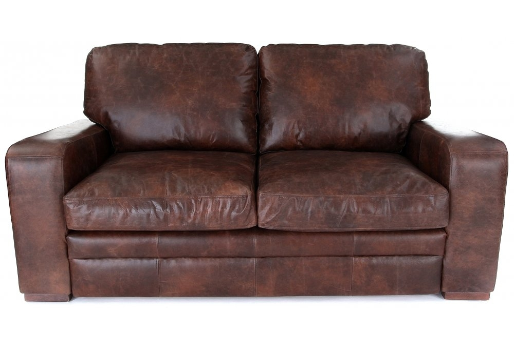 memory foam chair bed uk folding jelly urbanite | vintage leather 3 seater sofa from old boot sofas