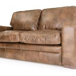 Memory Foam Chair Bed Uk Buy Blue Bay Rum Online Urbanite | Vintage Leather 2 Seater Sofa From Old Boot Sofas