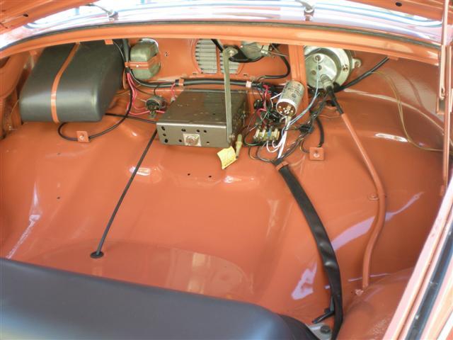 Ghia Wiring Diagram 1957 Coral Red Beetle Sedan For Sale Oldbug Com