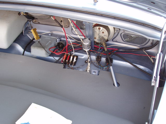 Vw Wiring Harness Vw Bug Wiring Harness Routing Wiring Diagram And