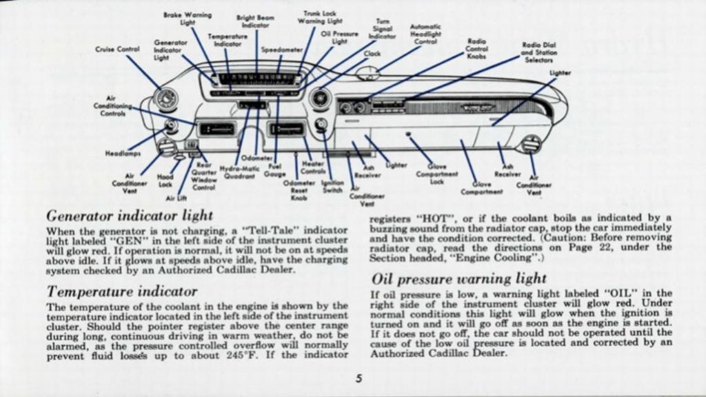 1959 Cadillac Eldorado Owners Manual