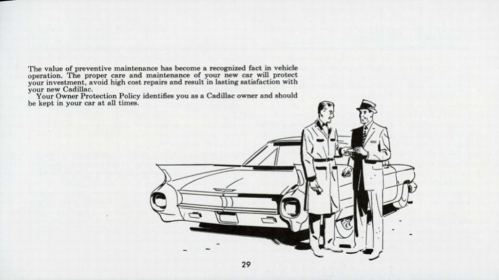 1959 Cadillac Eldorado Owners Manual