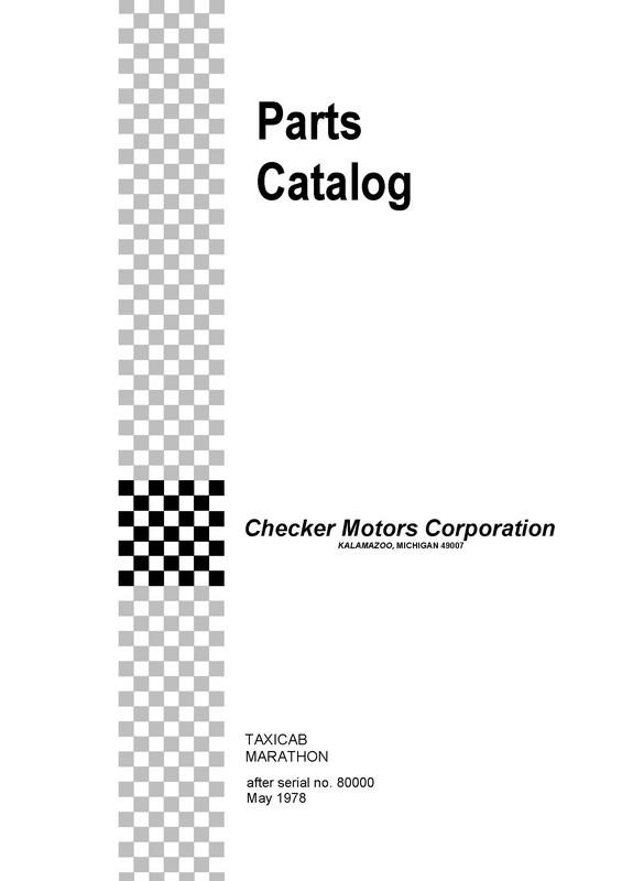 Directory Index: Checker/1978_Checker/1978_Checker_Parts
