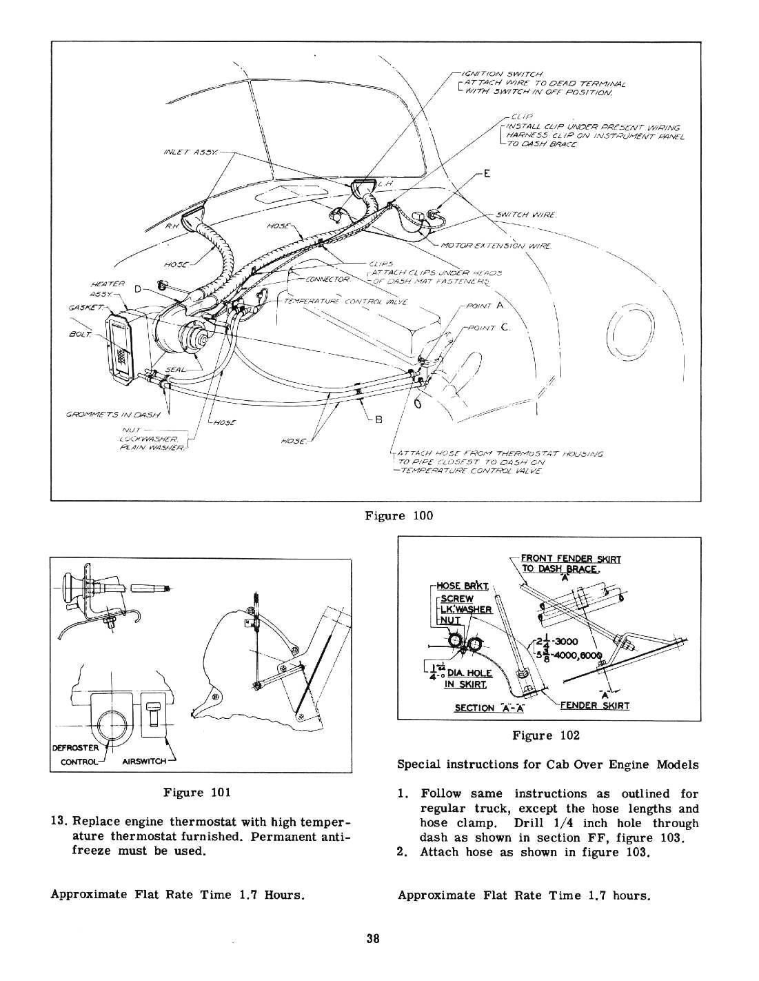 1951 Chevrolet Accessories Manual