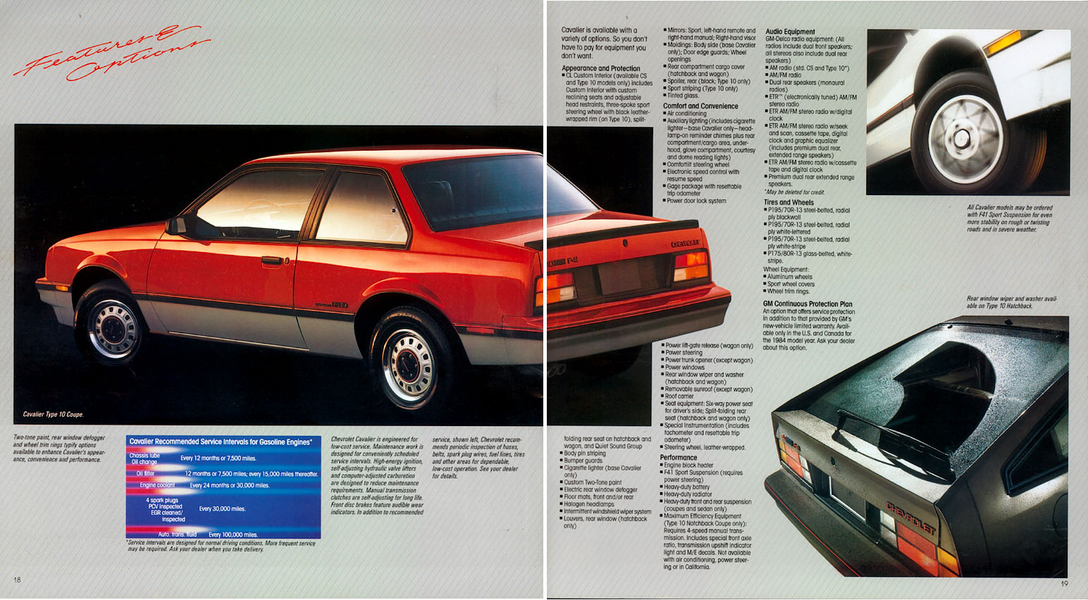 hight resolution of 1984 chevrolet cavalier 10