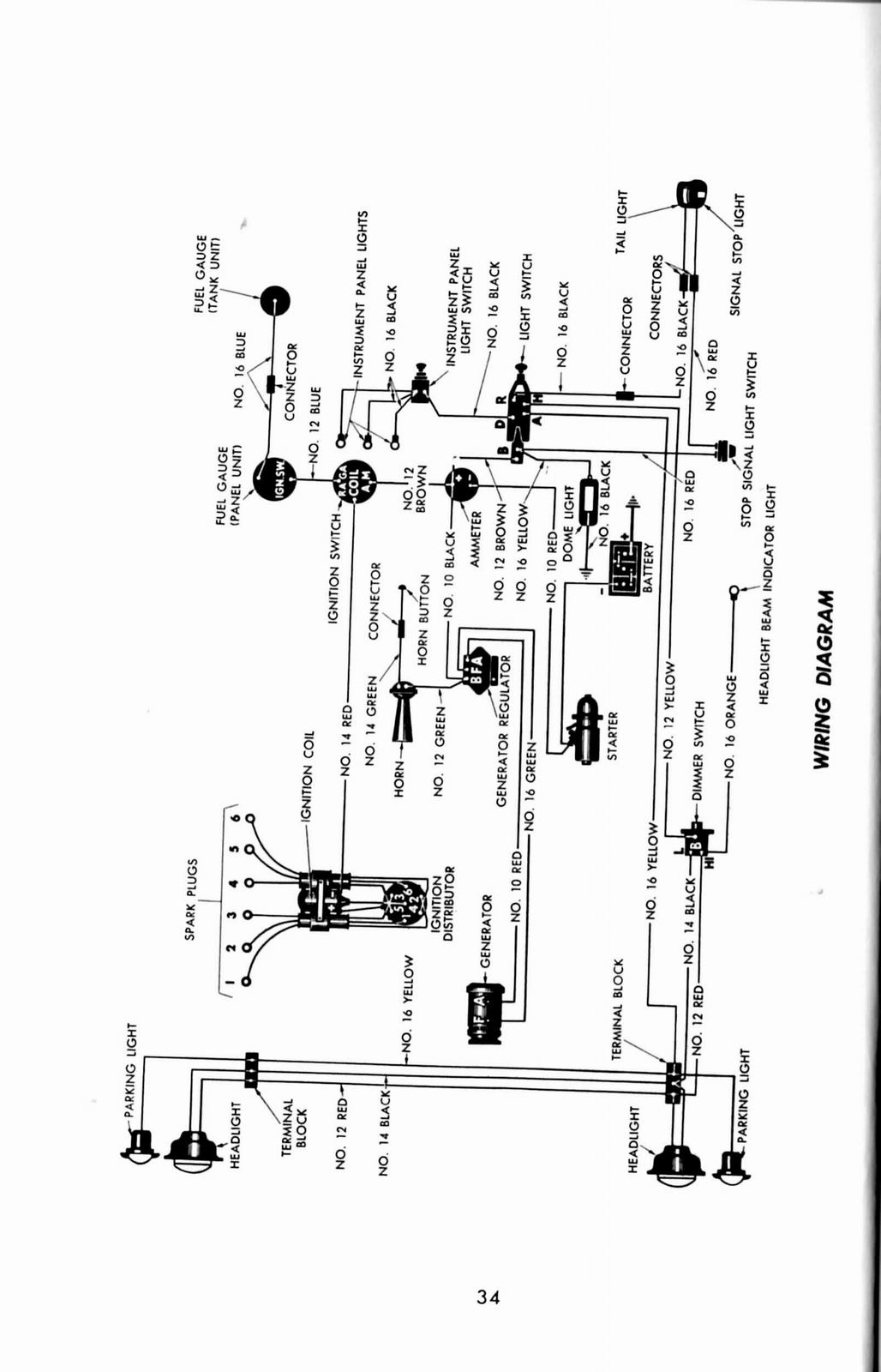 1949 Dodge Truck Operators Manual