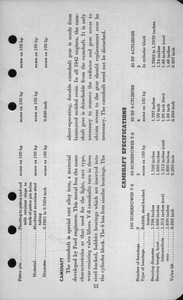 1942 Ford Salesman's Reference Manual