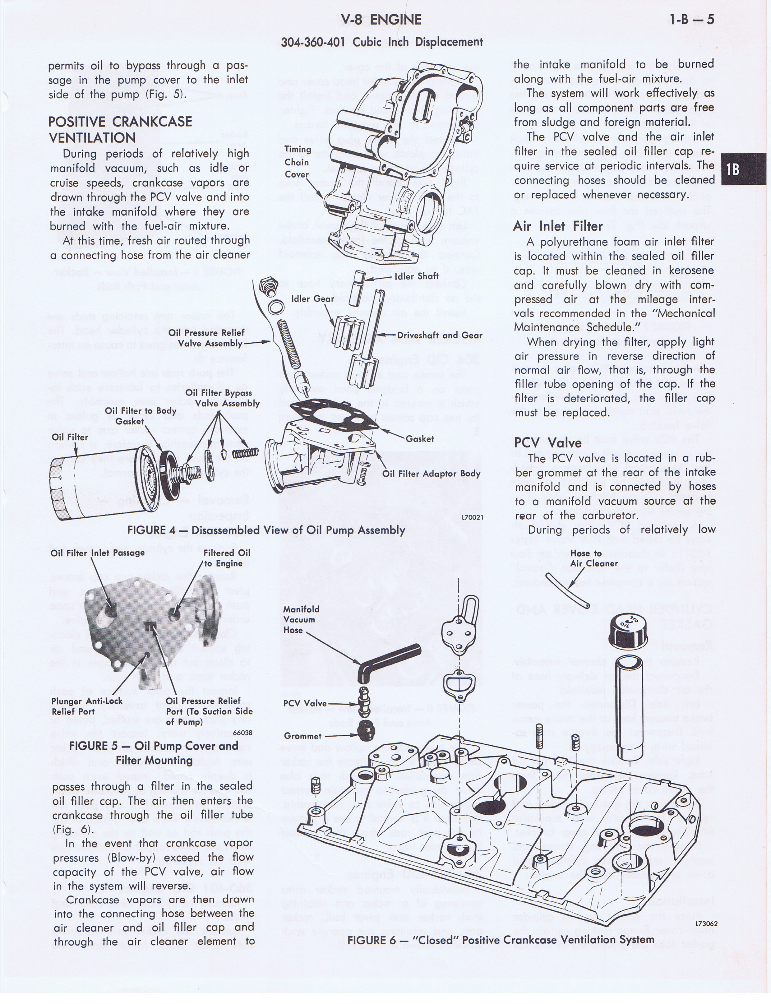 1973 AMC Technical Service Manual page 51 of 487