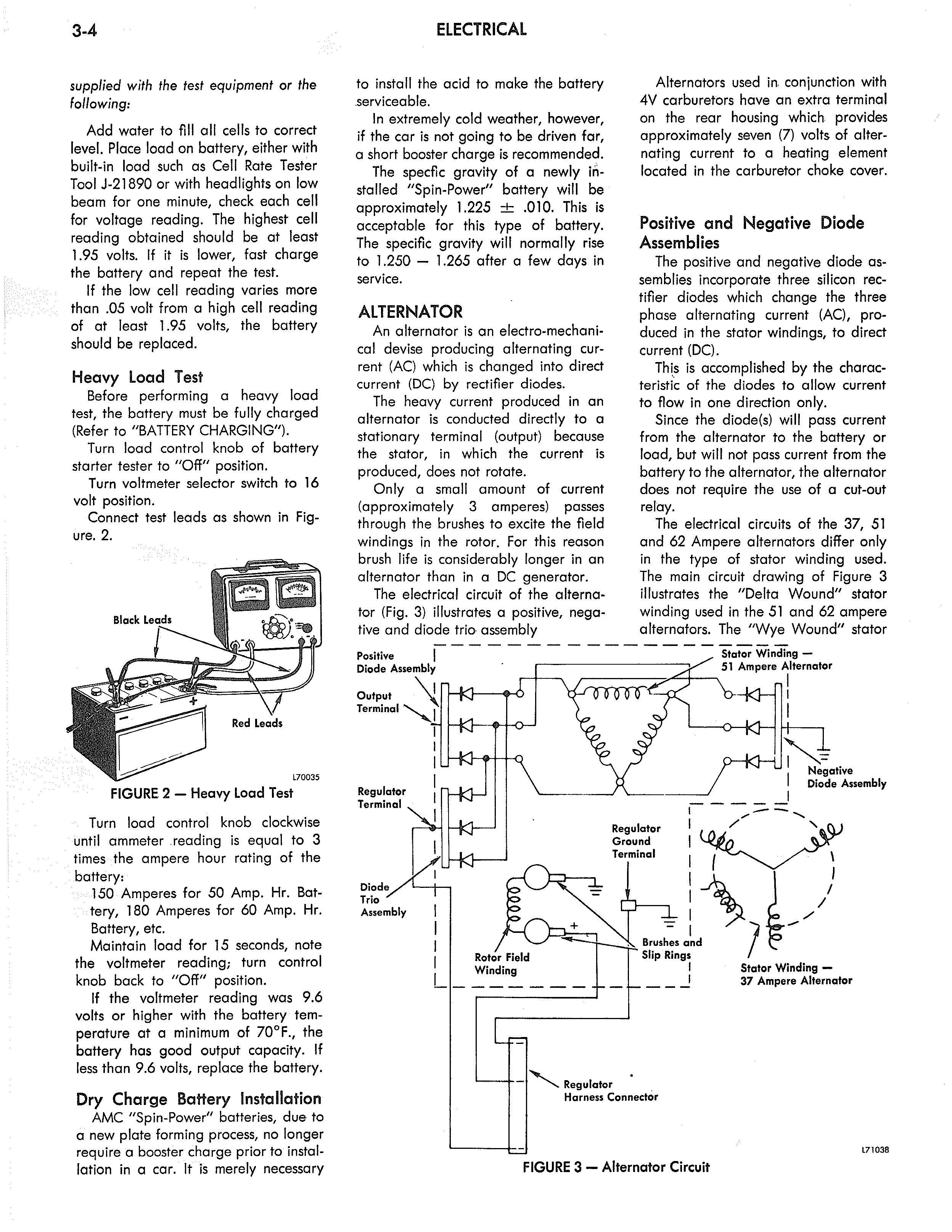 1973 AMC Technical Service Manual page 84 of 487