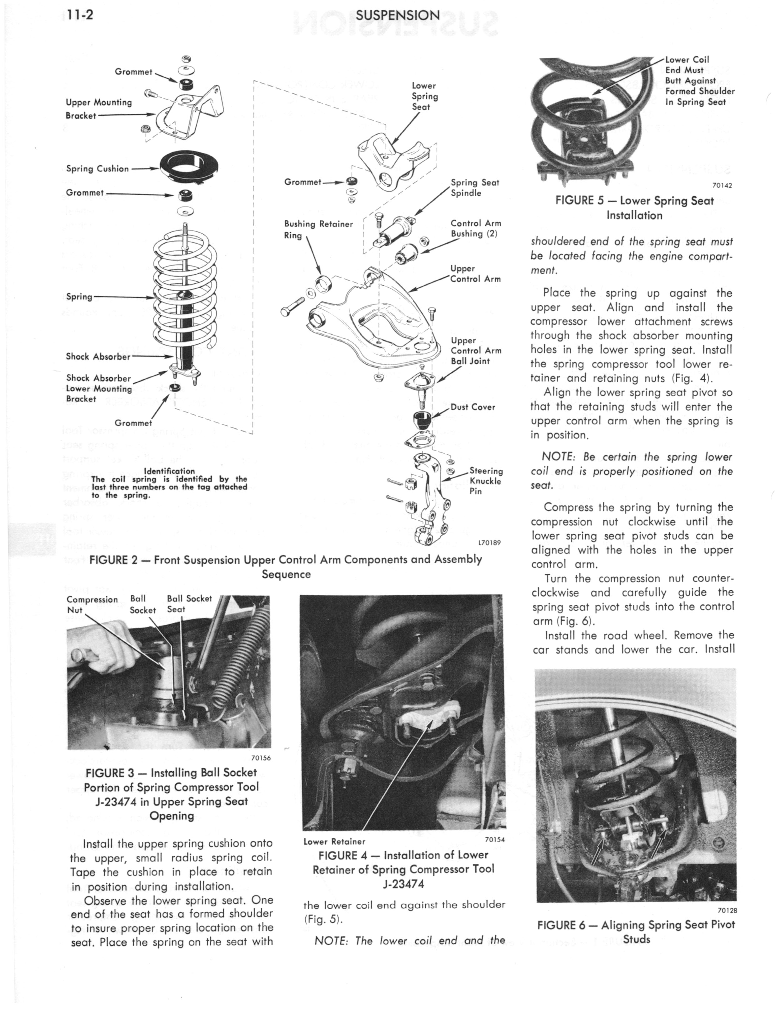 1973 AMC Technical Service Manual page 330 of 487