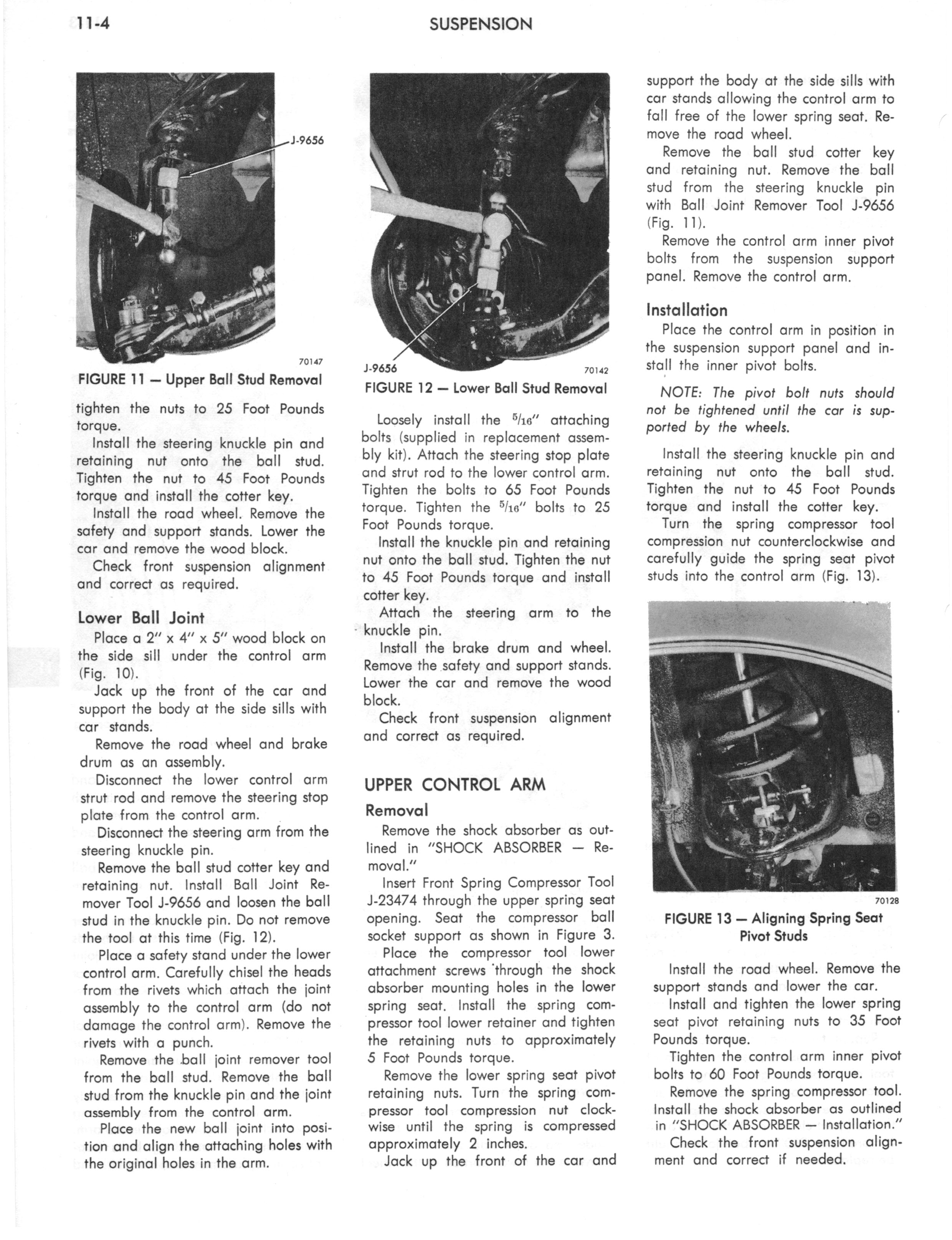 1973 AMC Technical Service Manual page 332 of 487