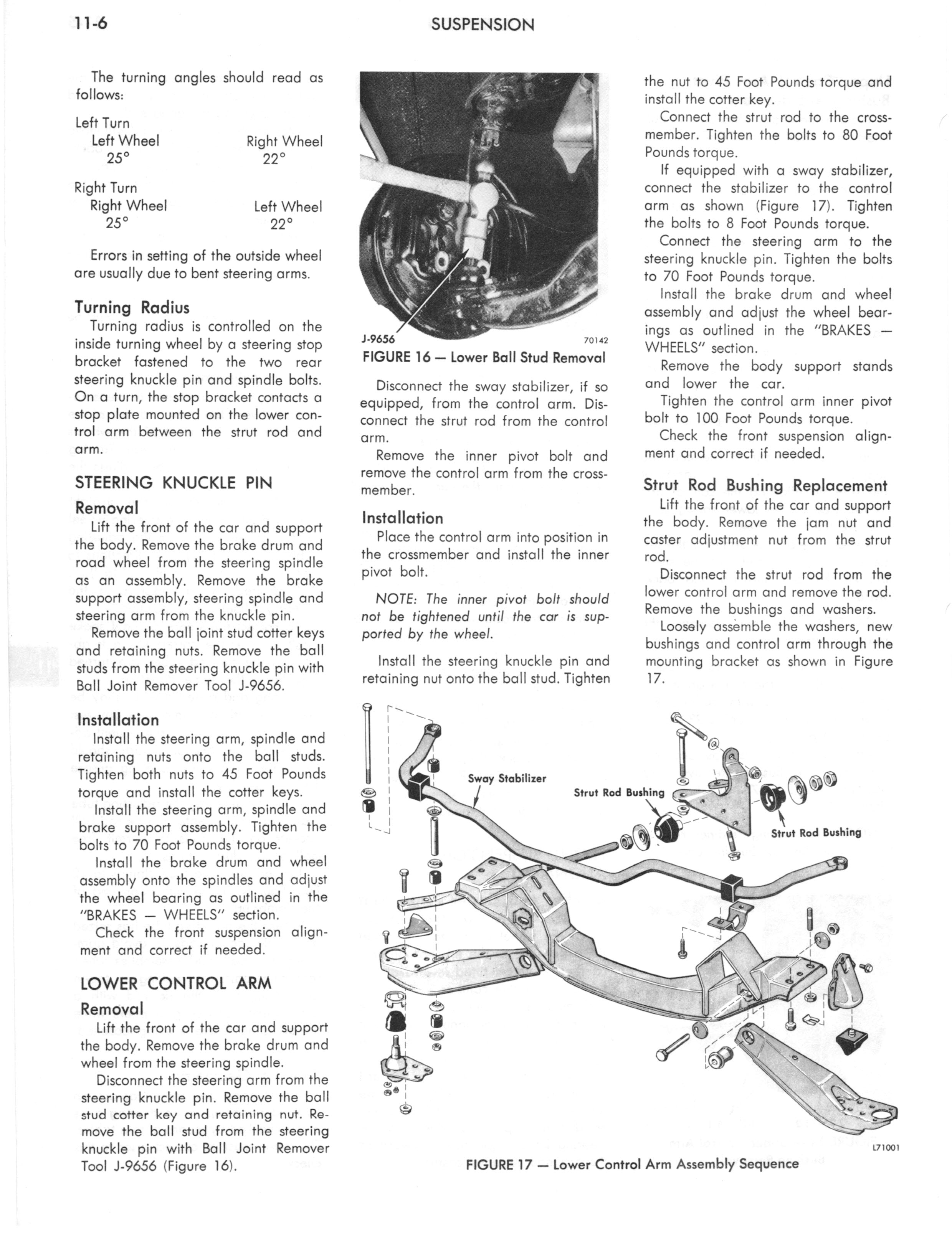 1973 AMC Technical Service Manual page 334 of 487