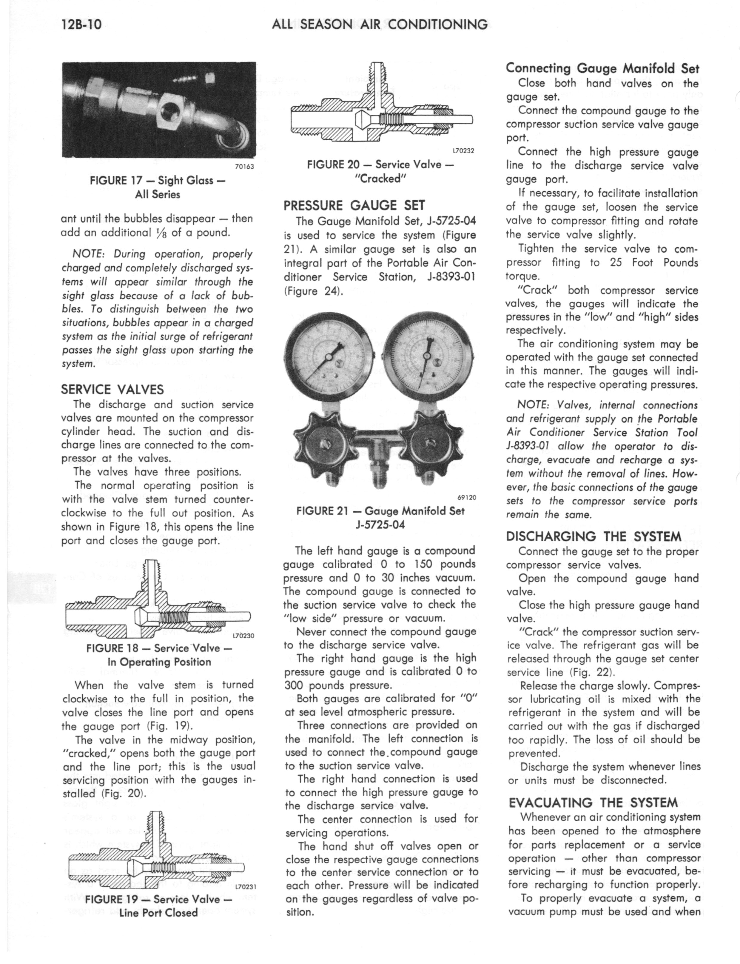 1973 AMC Technical Service Manual page 356 of 487
