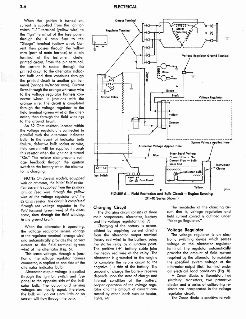 1973 AMC Technical Service Manual page 86 of 487