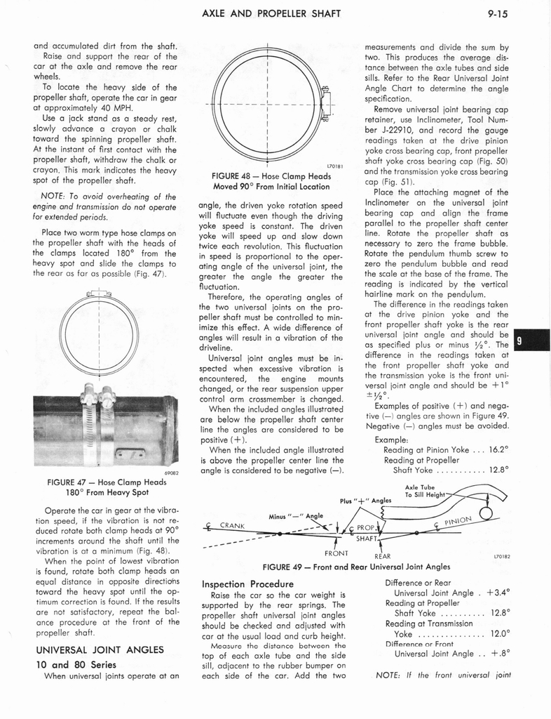1973 AMC Technical Service Manual page 291 of 487
